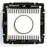 770060 - Диммер (Светорегулятор), поворотный 1000 Вт Legrand Valena (белый)