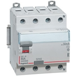 411705 - УЗО Legrand DX3-ID 80А/4P (30мА), тип AC