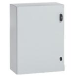 035523 - Шкаф металлический Legrand Atlantic, вертикальный, IP66 IK10, белый (800x600x300мм)