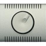771359 - Лицевая панель для поворотных светорегуляторов (диммеров) Legrand Galea Life мощностью 1000Вт, алюминий