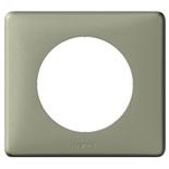 068641 - Рамка однопостовая Legrand Celiane, 90×82мм, пластик (сафари)