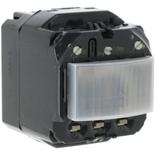 067092 - Механизм датчика движения с нейтралью, 1000Вт, с кнопкой вкл/выкл, Legrand Celiane