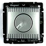 770260 - Диммер (Светорегулятор), поворотный 1000 Вт Legrand Valena (Алюминий)