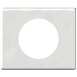069321 - Рамка однопостовая Legrand Celiane, прямоугольная, 100х82мм (фарфор)