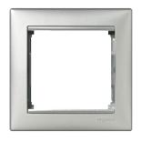 770151 - Рамка 1 пост Легранд Валена (алюминий)