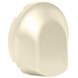 066225 - Лицевая панель для вывода кабеля,  Legrand Celiane (слоновая кость)