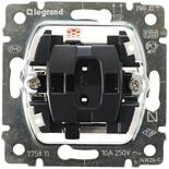 775811 - Механизм выключателя без фиксации (кнопка), 10А, Legrand Galea Life