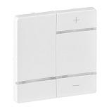 754739 - Лицевая панель для радиоуправляющего устройства светорегуляторов Legrand Valena Life (белая)