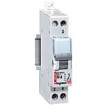 004385 - Модульный переключатель Legrand со средней точкой, 250В~, 1П, 1 модуль, 20А