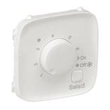755329 - Лицевая панель для термостата для теплых полов Legrand Valena Allure (жемчуг)