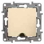 672390 - Вывод кабеля Legrand Etika IP 44 (слоновая кость)