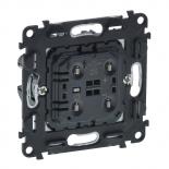 752067 - Механизм кнопочного светорегулятора для балластов 1-10В с нейтралью Legrand Valena INMATIC (безвинтовые зажимы)