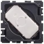 067035 - Механизм выключателя нажимной (кнопка), 6А (без фиксации), Legrand Celiane