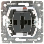 775806 - Механизм переключателя Legrand Galea Life на два направления, без подсветки, 10AX, одноклавишный
