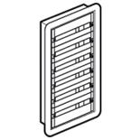 020016 - Щит электрический встраиваемый, 6 реек, 144М, Legrand XL3 160