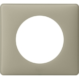 066711 - Рамка однопостовая Legrand Celiane, прямоугольная, 90х82мм (грин перкаль)