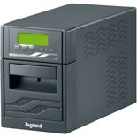 310006 - UPS Legrand NIKY S, 1000VA, 600W, 12В/7Ач, 2 батареи, разъёмы МЭК (IEC), USB-RS232