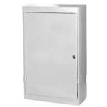 601258 - Щиток распределительный навесной, 3 рейки, 36+3М, Legrand Nedbox (металлическая дверь)