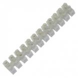 0510-0025 - Клеммник TDM 12 пар,  0,5-6мм, прозрачный