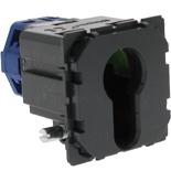 067039 - Механизм выключателя с ключом 3-позиционный, Легран Селиан