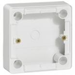 773697 - Коробка для накладного монтажа 36 мм, Legrand Cariva (белая)