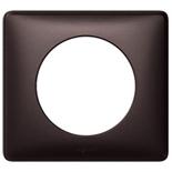 068931 - Рамка однопостовая Legrand Celiane, 90×82мм (графит)