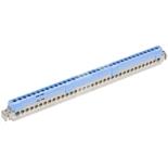 004848 - Клеммник 1х6-25мм²+33х1.5-16мм², Legrand (синий)