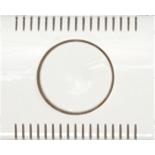 777059 - Лицевая панель для поворотных светорегуляторов (диммеров) Legrand Galea Life мощностью 1000Вт, белая