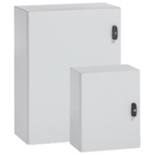 035529 - Шкаф металлический Legrand Atlantic, вертикальный, IP66 IK10, белый (1000x800x400мм)