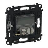 752037 - Механизм локального модуля управления звуковой трансляции с ЖК-дисплеем Legrand Valena INMATIC