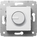 773617 - Светорегулятор 300Вт, Legrand Cariva (белый)