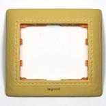 771990 - Рамка 1-постовая, Legrand Galea Life (светлая кожа)