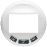 068035 - Лицевая панель для датчика движения с кнопками, Legrand Celiane (белая)