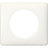 066631 - Рамка однопостовая Legrand Celiane, прямоугольная, 90х82мм (белый глянец)