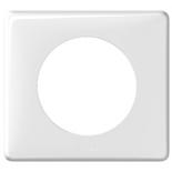 068631 - Рамка однопостовая Legrand Celiane, 90×82мм, пластик (белый)
