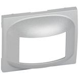 771388 - Лицевая панель для двухпроводного датчика движения Legrand Galea Life, алюминий