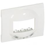 771087 - Лицевая панель для трёхпроводного датчика движения Legrand Galea Life, белая