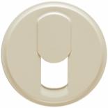 066230 - Лицевая панель для розетки телефонной, Legrand Celiane (слоновая кость)