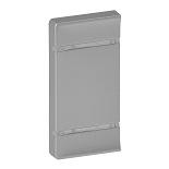 755332 - Лицевая панель для механизмов BUS/SCS, без маркировки, 1 модуль, установка слева или справа Legrand Valena Life (алюминий)