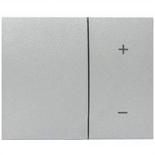 771386 - Лицевая панель для клавишных светорегуляторов (диммеров) Legrand Galea Life, алюминий