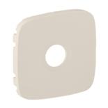 754766 - Лицевая панель для ТВ розеток Legrand Valena Allure (слоновая кость)
