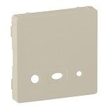 755451 - Лицевая панель для аудио-входа Легранд Валена Лайф (слоновая кость)