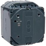067041 - Механизм выключателя сенсорный без нейтрали, 400 Вт, Legrand Celiane