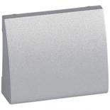 771385 - Лицевая панель для вывода кабеля Legrand Galea Life, алюминий