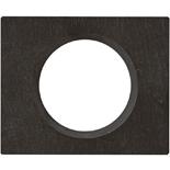 069371 - Рамка однопостовая Legrand Celiane, прямоугольная, 100х82мм, камень (ардезия)