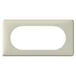 068755 - Рамка 4/5 модулей Legrand Celiane, 161×82мм, пластик (светло-бежевый)