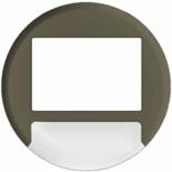 064956 - Лицевая панель для датчика движения со световым указателем, Legrand Celiane (графит)