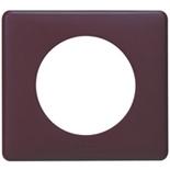 068681 - Рамка однопостовая Legrand Celiane, 90×82мм, пластик (мускат)