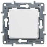 672200 - Выключатель (переключатель) влагозащищенный IP44, Legrand Etika Plus (белый)