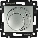 770291 - Терморегулятор Легранд Валена (алюминий)